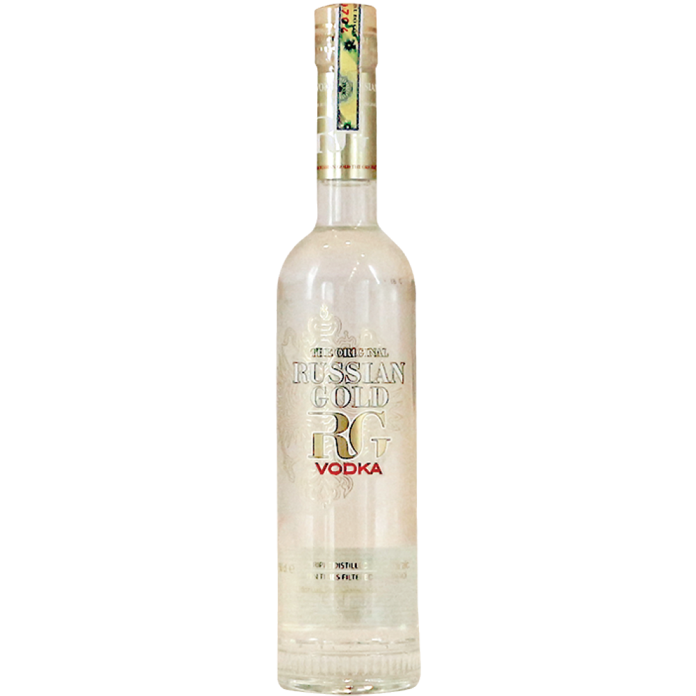 Vodka Russian Gold