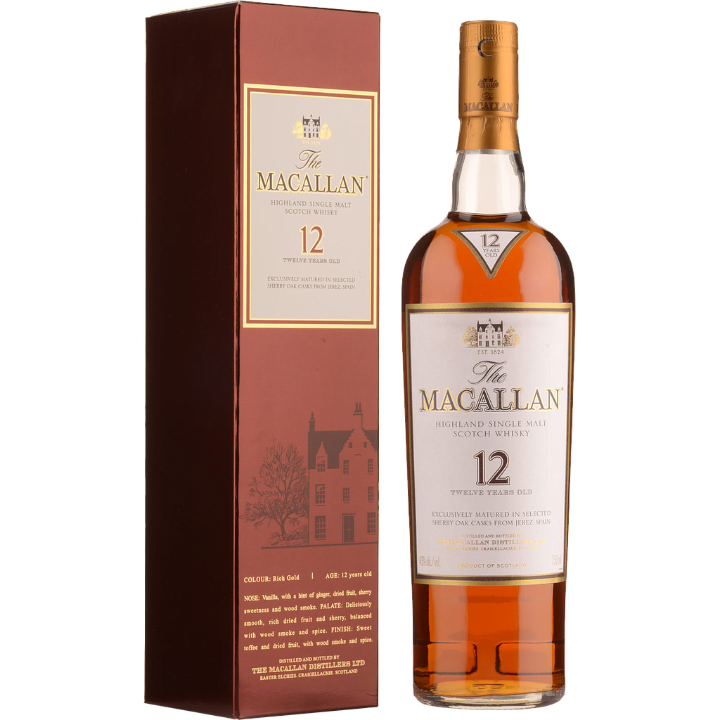 The Macallan 12Y.o