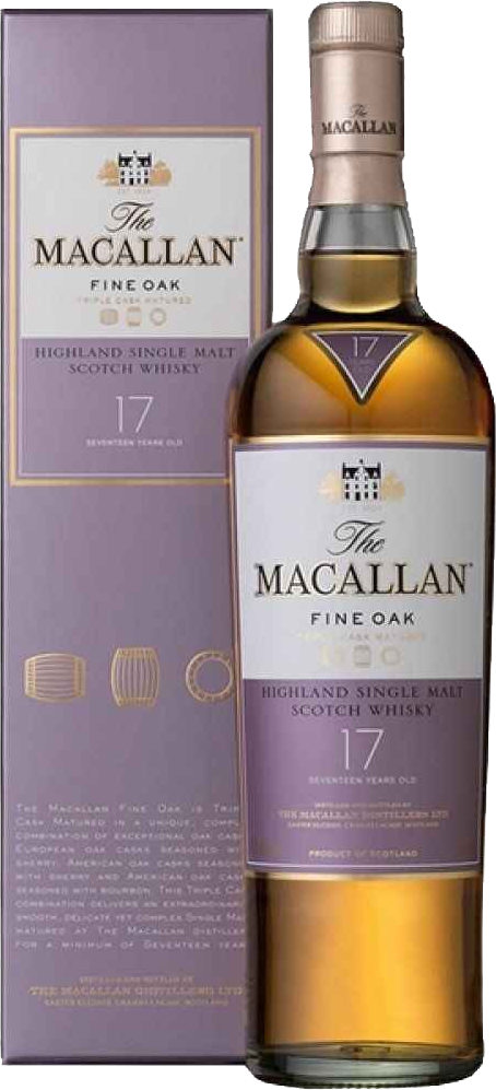 The Macallan 17Y.o