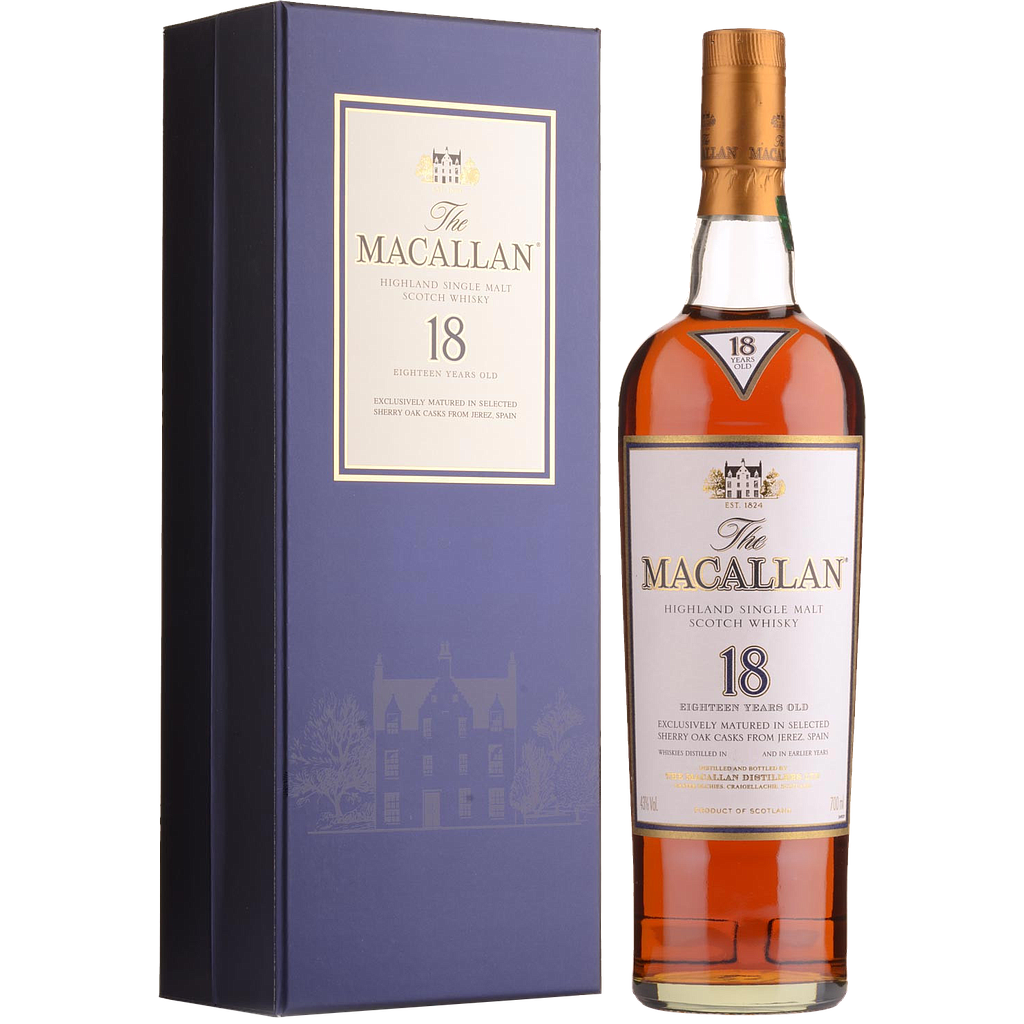 The Macallan 18Y.o